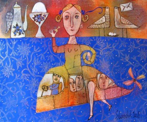 Immagine dell'artista Anna Silvonchik