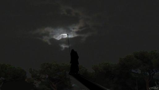 morte luna - by criBo