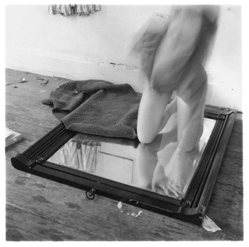 Francesca Woodman Poetic dissolution